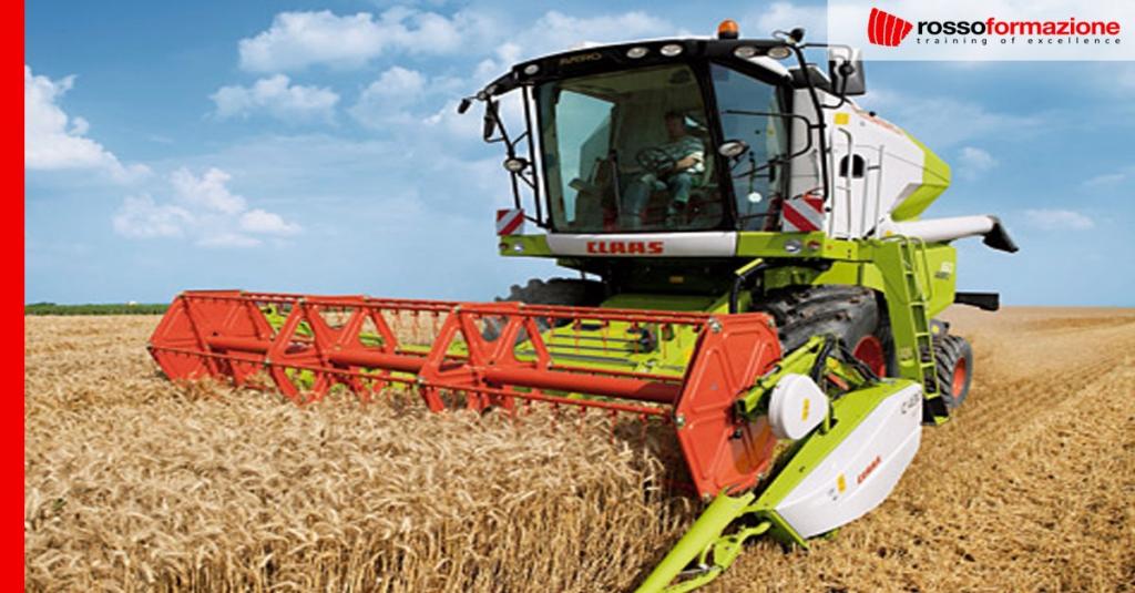 RossoFormazione | obbligo revisione macchine agricole