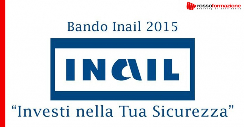 RossoFormazione   Bando Inail 2015