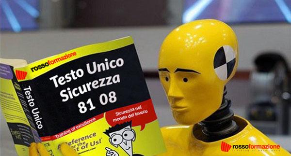 Corsi Formazione Sicurezza Sul Lavoro 81/08 Bergamo | RossoFormazione
