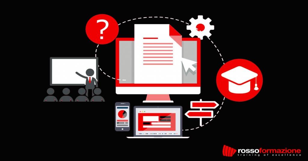 Corsi di Formazione Sicurezza online fad elearning d.lgs 81/08 | RossoFromazione