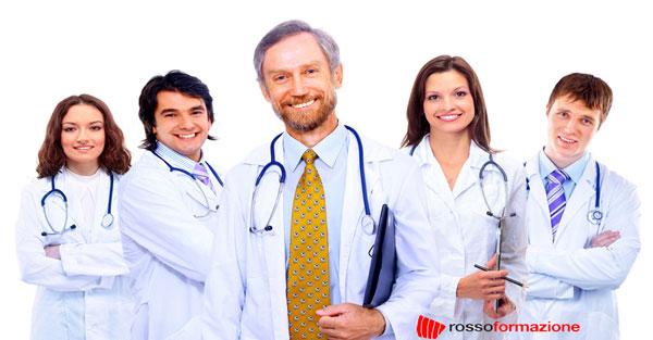Formazione medico sanitario ECM Bergamo | RossoFormazione